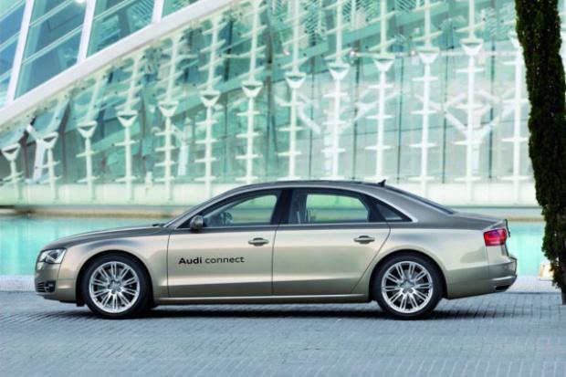 Audi i sieć komórkowa nowej generacji