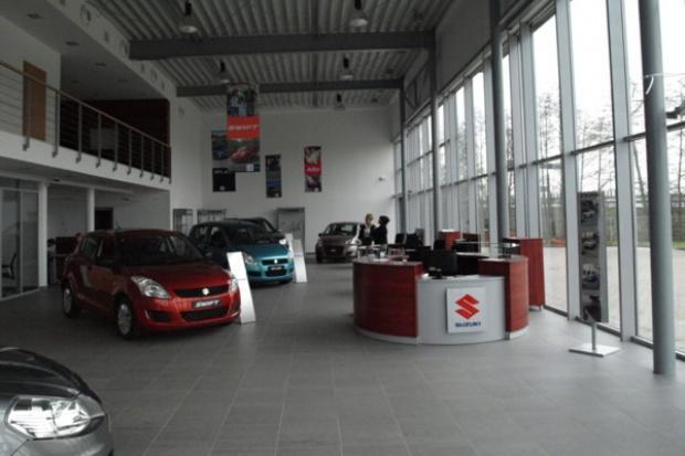 Nowy punkt Suzuki w warmińsko-mazurskiem