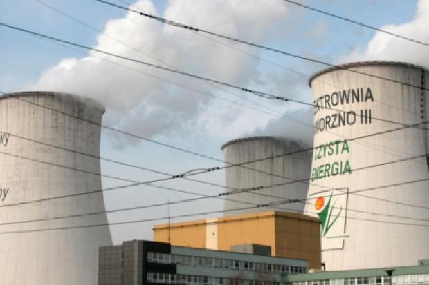 Blok w Jaworznie ostatnim blokiem węglowym Taurona do 2020