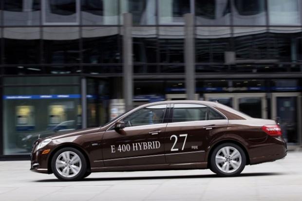 Mercedes szczyci się najoszczędniejszą limuzyną
