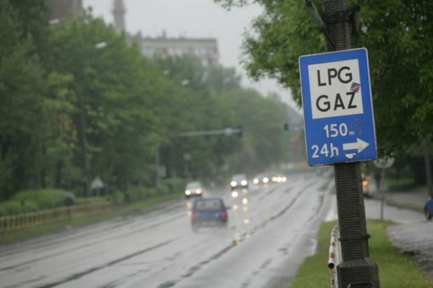 Uwaga na zimową jakość LPG