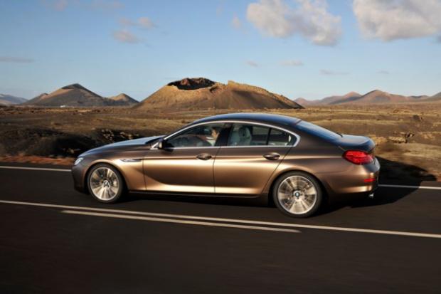 Nowy pomysł na czterodrzwiowe BMW
