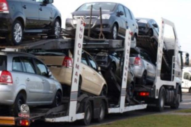 Sprowadzamy wyraźnie mniej aut używanych