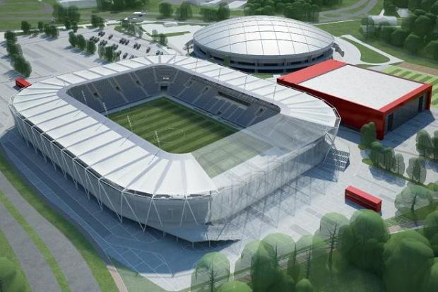 Budus i Mostostal Zabrze wygrały przetarg na stadion w Łodzi