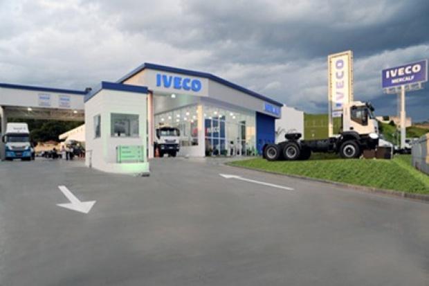 Ekologiczne dealerstwo wg Iveco