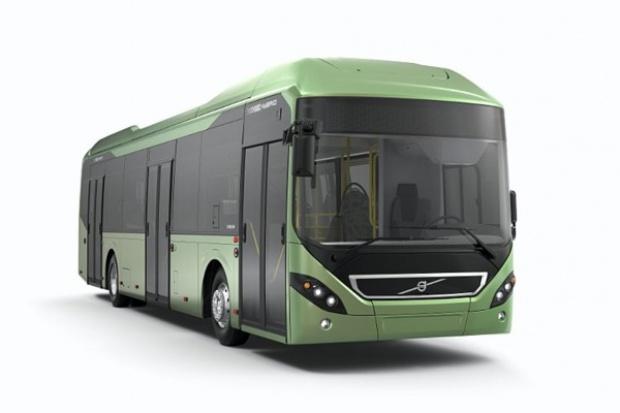 Nowe Volvo z Wrocławia