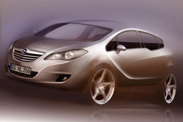 Za rok nowy Opel z Eisenach