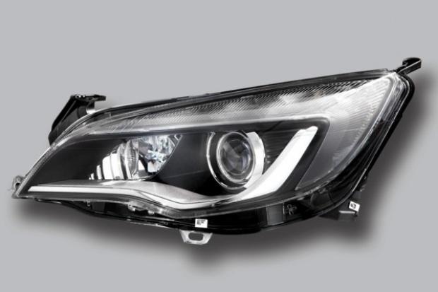 Advanced Award Euro NCAP dla oświetlenia Hella w Oplu