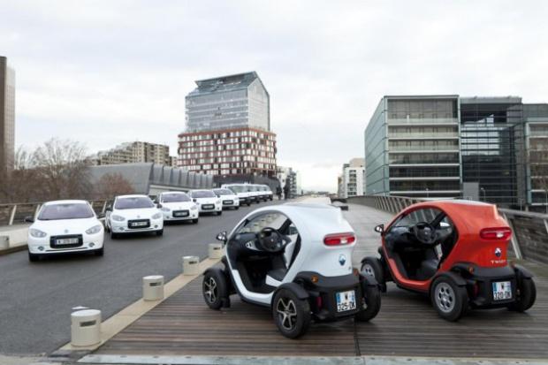 Renault uruchomiło ośrodek jazd próbnych samochodami elektrycznymi