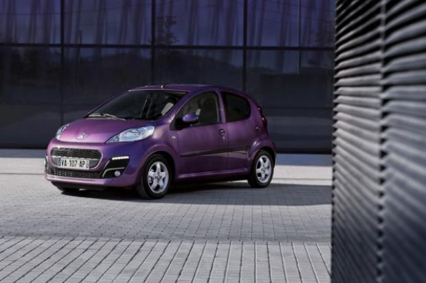 Peugeot zmodyfikował swojego malucha