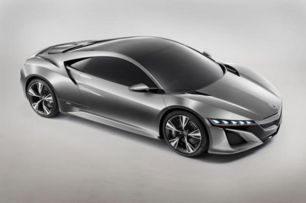 Honda wraca do koncepcji NSX