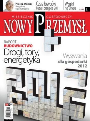 Nowy Przemysł 01/2012