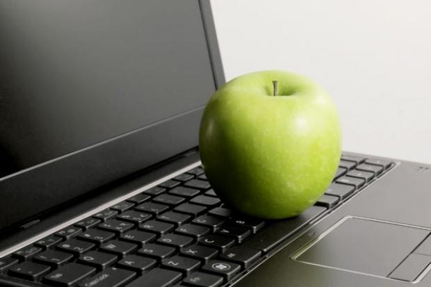Komputery na zielono