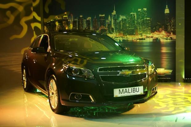 Polski debiut Malibu podczas Konwencji Dealerskiej Chevroleta