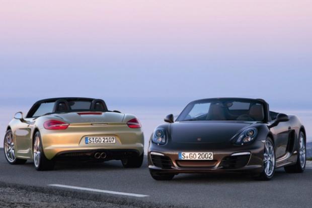 Lżejszy ale bardziej muskularny: nowy Porsche Boxster