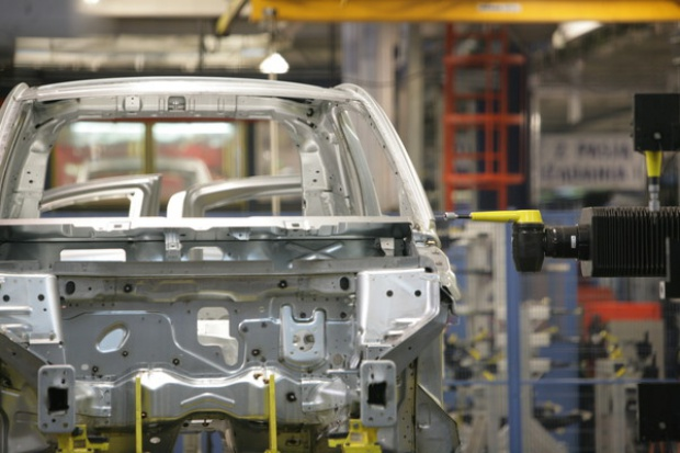 Grudniowy spadek produkcji samochodów