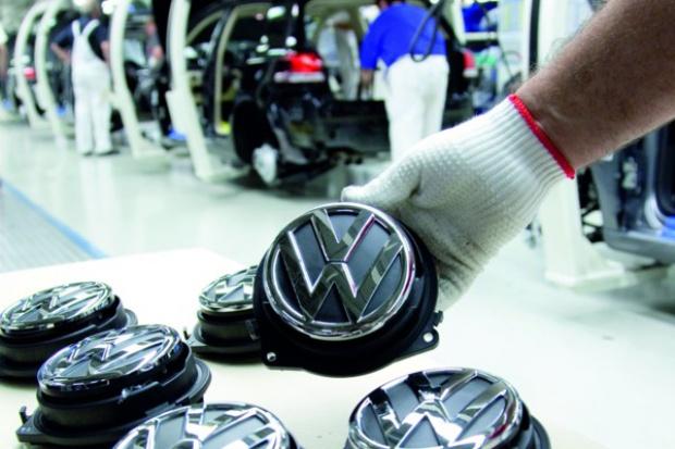 Koncern Volkswagen odnotował najwyższą sprzedaż w historii
