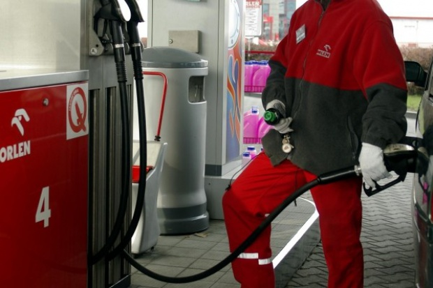 Orlen: zależy nam na dobrej koniunkturze na rynku paliw