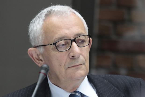 Jerzy Osiatyński, doradca prezydenta RP do spraw ekonomicznych