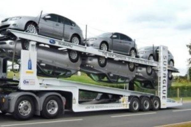 Rekordowy eksport branży motoryzacyjnej