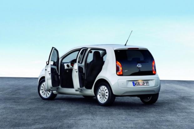 Najmniejszy Volkswagen w wersji 5D
