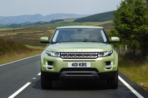 Polacy kupili więcej aut Jaguara i Land Rovera