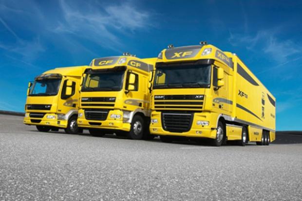 Więcej rejestracji pojazdów użytkowych w 2011 roku