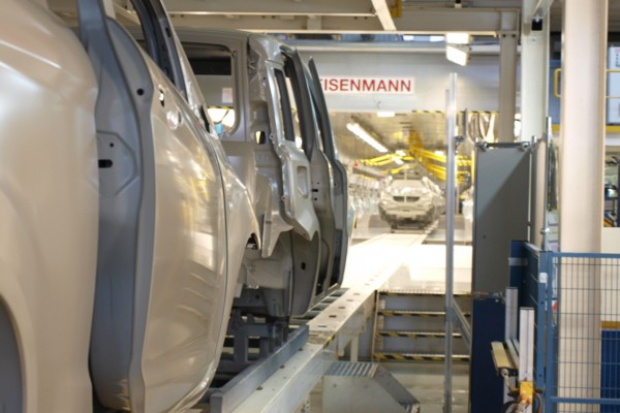 467 tysięcy samochodów z tyskiej fabryki Fiata