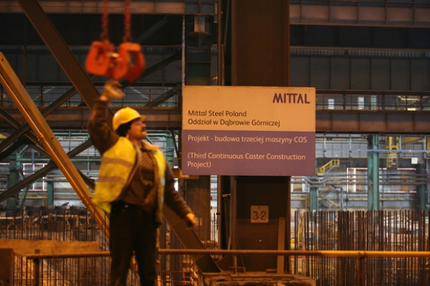 Ponad 220 mln zł inwestycji ArcelorMittal Poland w krakowskiej hucie