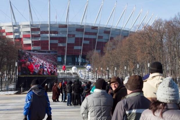 Stadion Narodowy otwarty