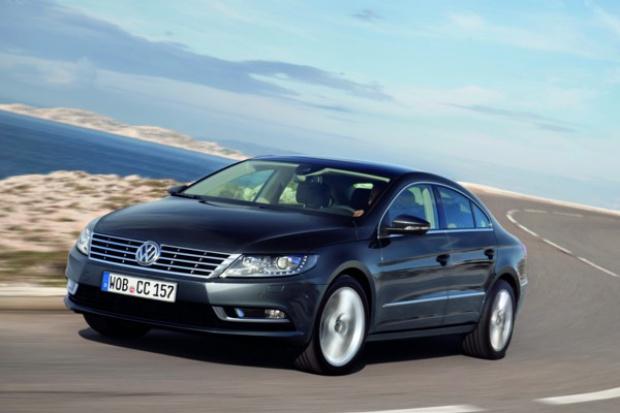 Volkswagen unowocześnił model CC