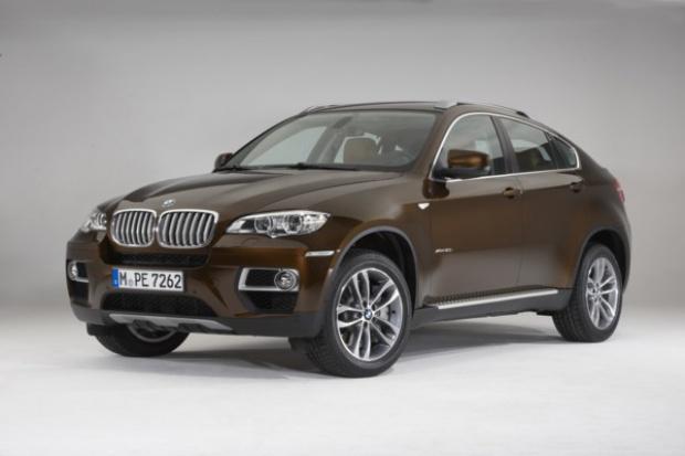 Oto nowy SAC czyli BMW X6