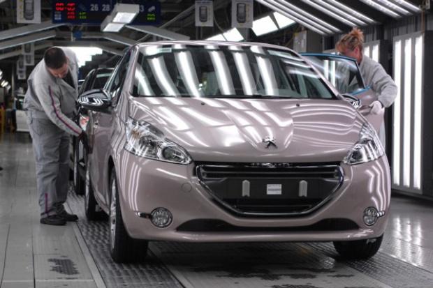 Ruszyła produkcja Peugeota 208