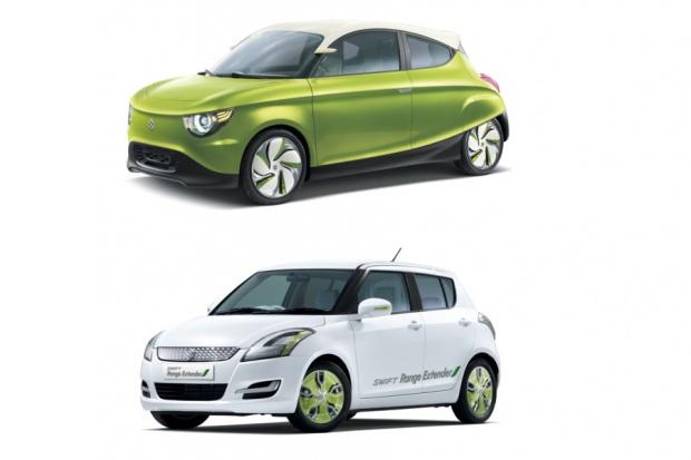 Suzuki szykuje koncepty na Genewę