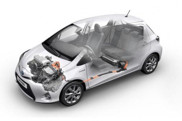 Hybrydowa Toyota Yaris: pierwsza w segmencie