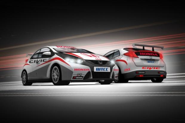 Honda będzie się ścigała w serii WTCC