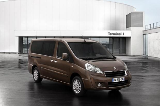 Peugeot odświeża gamę vanów