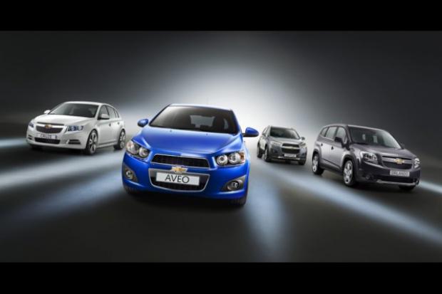 Chevrolet: mocne wejście w nowy rok