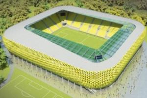 Dwie koncepcje nowego stadionu GKS Katowice