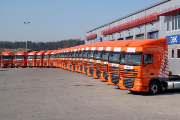 DAF: okazałe zamówienie gdańskiego przewoźnika