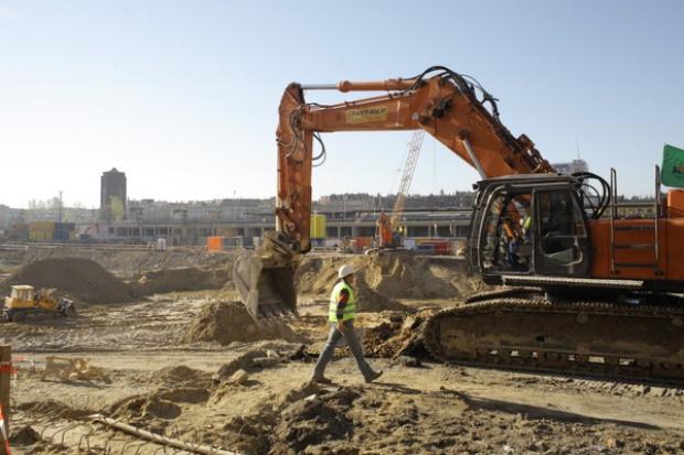 Branża budowlana nie dała się kryzysowi
