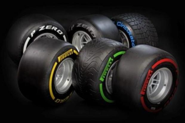 Co Pirelli przygotowało dla Formuły 1?