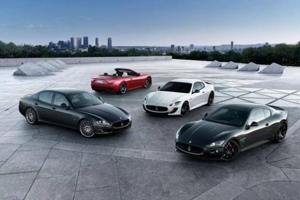 Maserati rozbuduje gamę modeli