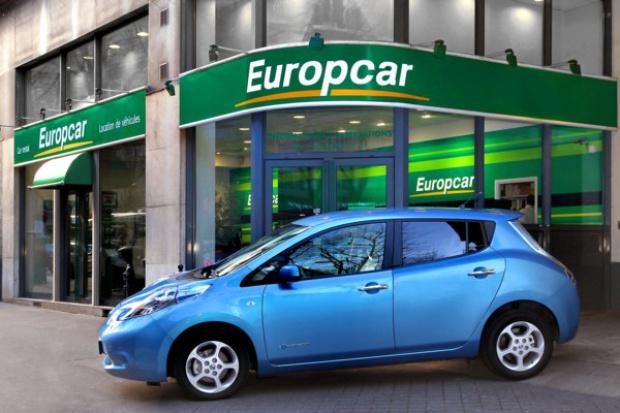 Elektryczny Nissan trafi do wypożyczalni