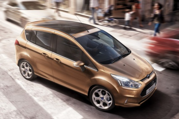 Ford przygotowuje wejście modelu B-Max