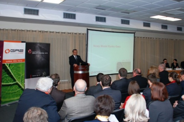 Projekt nowego Modelu Rynku Gazu – relacja z konferencji