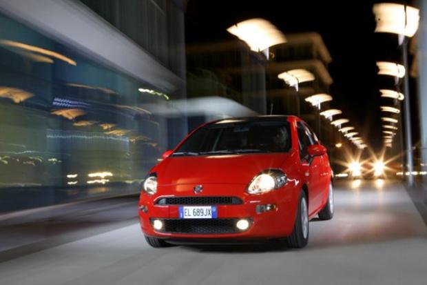 Fiat odświeża Punto