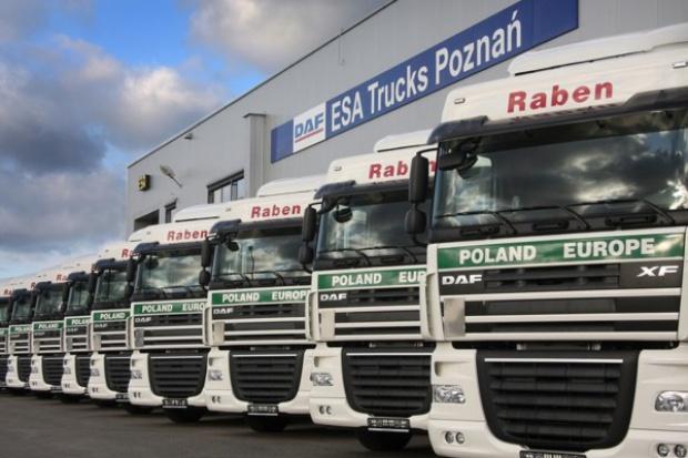 Raben Transport odbiera 30 ciężarówek DAF