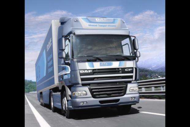 Najwięcej ciągników sprzedaje DAF