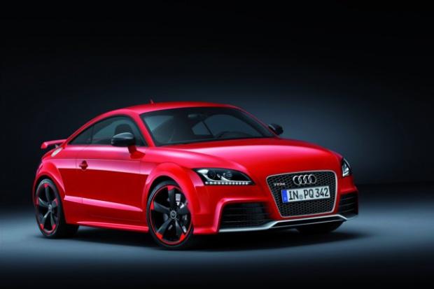 Jeszcze szybsze Audi TT RS